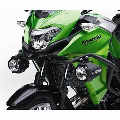 Versys Kawasaki Led Baujahr Nebellampen Komplettes Bikkon