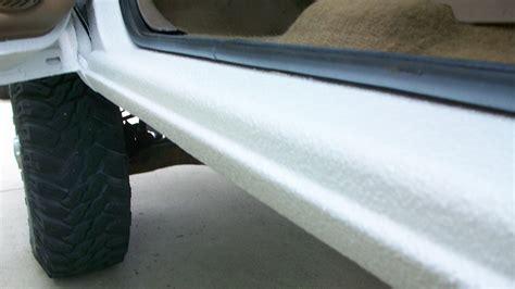 bed liner spray can opinons needed welcome bedliner blazer forum chevy