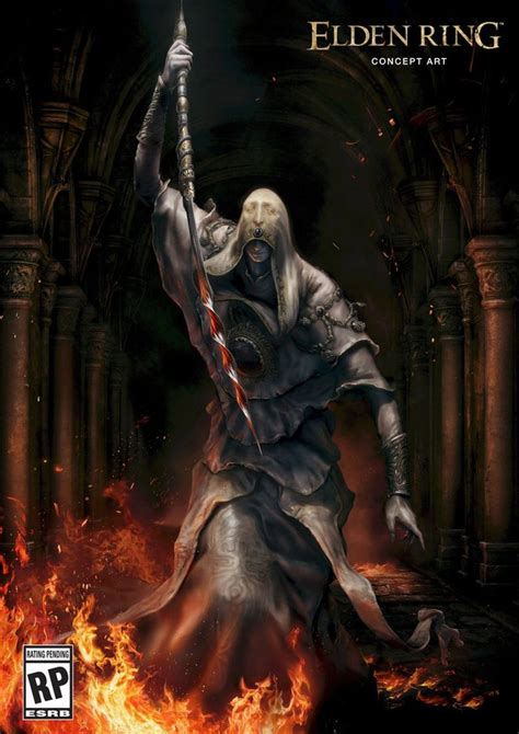 Elden Ring Concept Art - Coiled Sword? : Eldenring