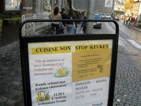 cuisine non stop lausanne signalering onjuist spatiegebruik non stopkeuken