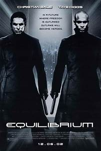 Equilibrium Movie Posters From Movie Poster Shop