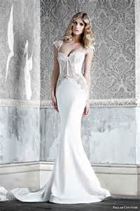 couture wedding dress pallas couture 2015 wedding dresses la promesse bridal collection wedding inspirasi