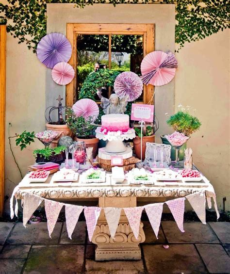 Celebrate Baby Birthday ? decorating ideas Beautiful Girls