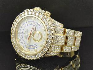 Gold Diamond Watches For Men Hd Pics For Rolex Gold ...