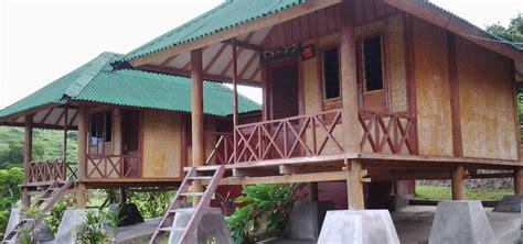 Bamboo Bungalow  Yut Inn Flower Paradise