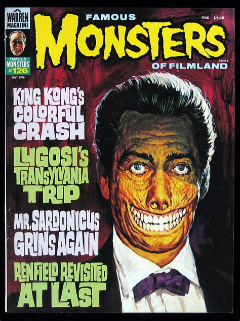 Happy Birthday Basil Gogos!  13th Dimension, Comics