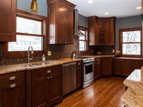 spacious gray blue transitional kitchen hgtv