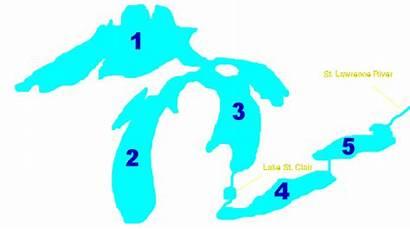 Lakes Map Lake Anything Billwilliams Greatlakes