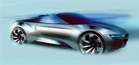 bmw  concept spyder car body design osyst studio
