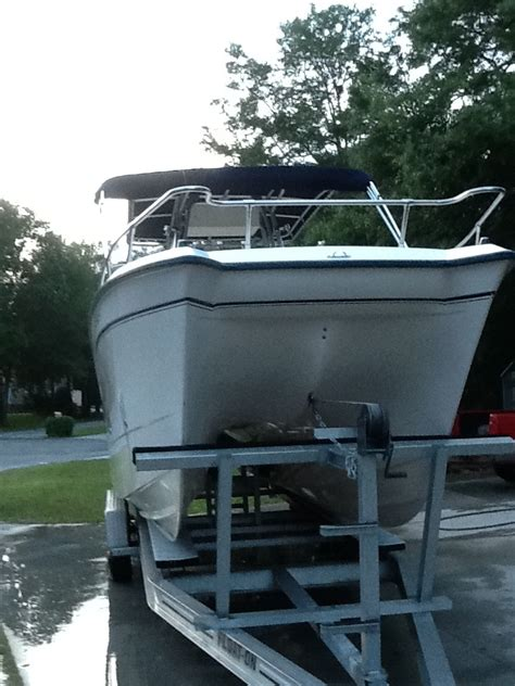 Boat Trader X26 by 2000 Grady White Tigercat The Hull Boating And