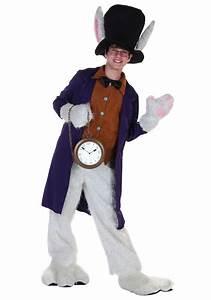 Teen White Rabbit Costume - Halloween Costumes