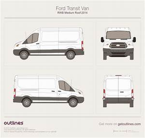 van sign writing templates - 2013 ford transit drawings outlines