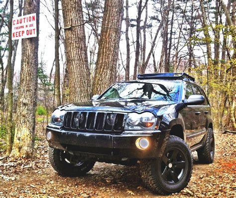 lift kit cherokee jeep grand 2005 wk inch 2008 2006 2007 road