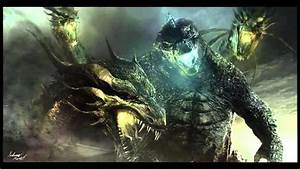Godzilla: 2018 Ghidorah - YouTube