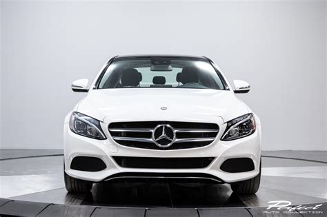 Having set the standards for luxury automobiles for almost a century, mercedes never rest on their laurels and continue to produce astounding vehicles. Used 2016 Mercedes-Benz C-Class C 300 4MATIC For Sale ...