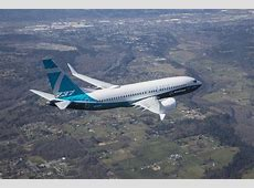 Boeing's 737 MAX 7 aces its first flight – GeekWire