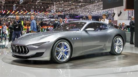 Maserati Car : The Top 10 Maserati Car Models Of All-time