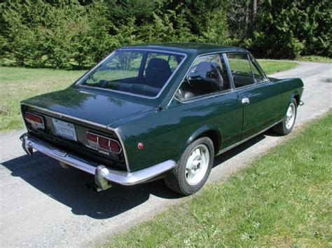 Fiat 124 For Sale by Classic Italian Cars For Sale 187 Archive 187 1968 Fiat