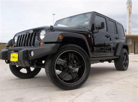 black jeep wheels jeep custom wheels 18 19 20 22 24 inch