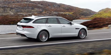 "2018 Jaguar Xf Sportbrake Is Ready For The ""antisuv"