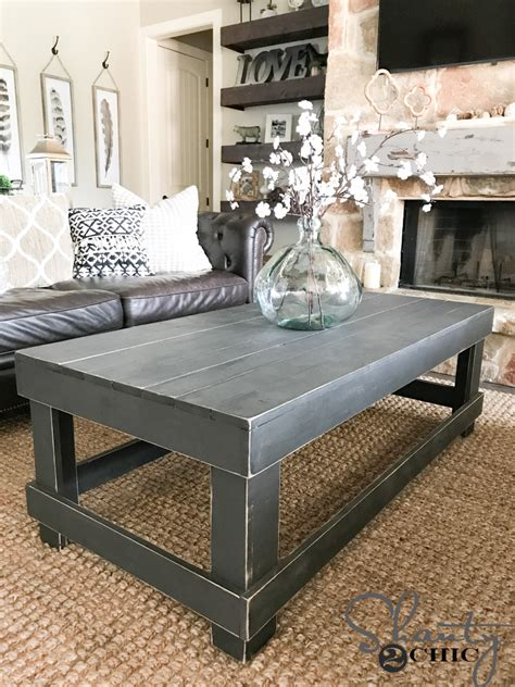 shanty 2 chic coffee table two tool coffee table shanty 2 chic