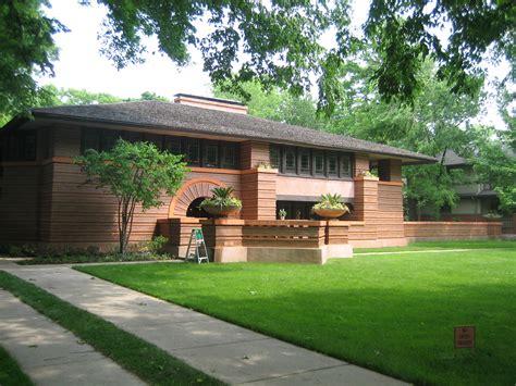 chicago bungalow house plans file oak park il heurtley house4 jpg