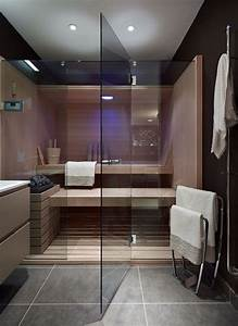 Badezimmer Planen Ideen : die besten 25 badezimmer mit sauna ideen auf pinterest ~ Lizthompson.info Haus und Dekorationen