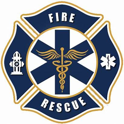 Fire Rescue Ems Unit Medical Logos Department