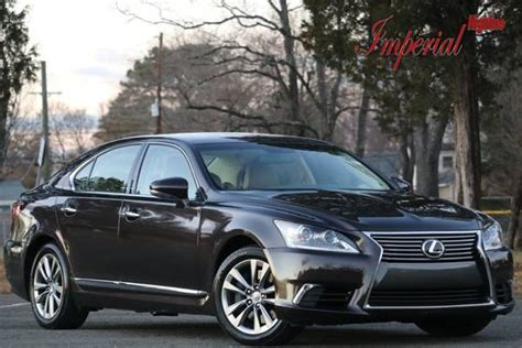 lexus ls   sale special offers pricing