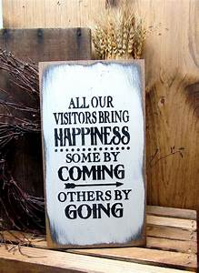 Funny, Wooden, Sign, Housewarming, Gift, Home, Decor, Wood, Sign