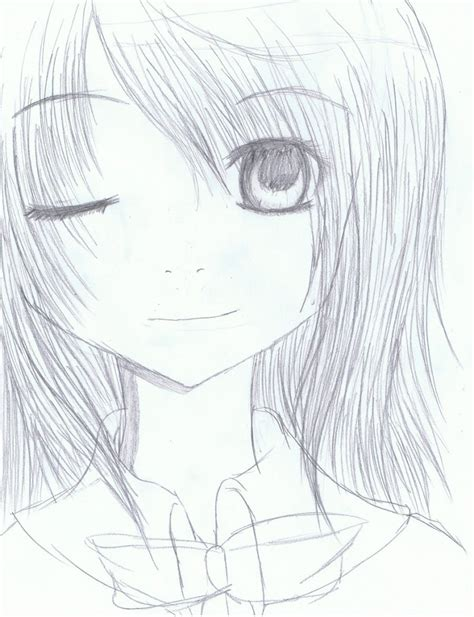 Photos Anime And Drawing Best Drawing Sketch Drawing Sketch Anime 10 Best Images About Anime Pics