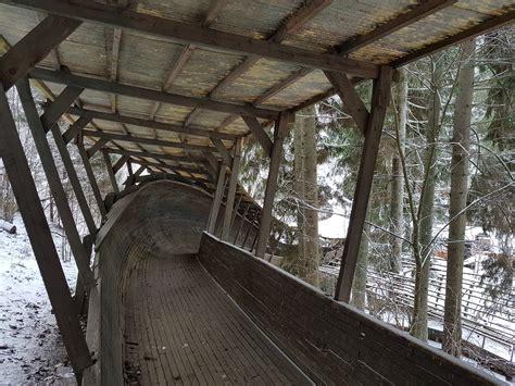 Murjāņu kamaniņu trase un Lojas upe - wilderness