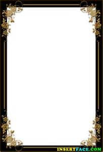 Free Elegant Borders and Frames