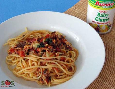 recette italienne pate aux palourdes recette de palourdes aux pates 28 images recette de spaghetti alle vongole aux palourdes