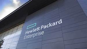 Hpe Stock Beats Hpq In 1st Quarter Since Splitting Hewlett