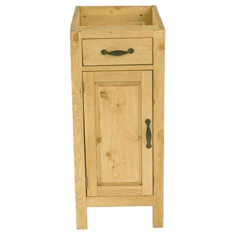 petit meuble bas de cuisine petit meuble bas en pin massif de cuisine 1 porte