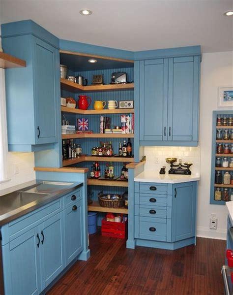 design ideas  practical   corner kitchen cabinets