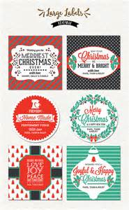 free christmas gift label templates the complete giveaway kit you ll love little paper sparrow