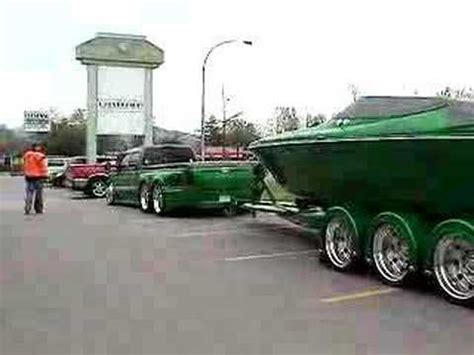 Boat Car And Truck by Truck And Boat Bling