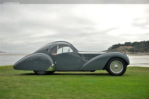 1937 Bugatti Type 57s Image. Chassis Number 57473