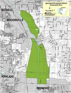 King County School District Map