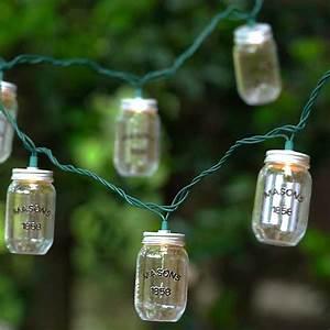Mason Jar String Lights Kirklands