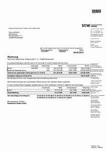 Abschlagszahlung Rechnung Muster : musterrechnung ~ Themetempest.com Abrechnung