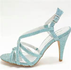 light blue wedding shoes light blue shoes open toe evening stilettos blue strappy wedding prom ilicia 26 light