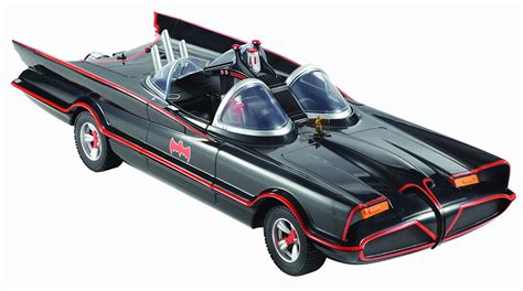Batman Car Classic TV Series Batmobile Vehicle Start ...