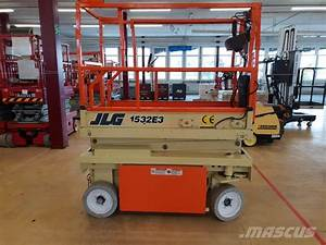 Used Jlg 1532 E Scissor Lifts Year  2002 Price  Us  4 629