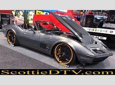 1972 Chevrolet Corvette Convertible Street Machine