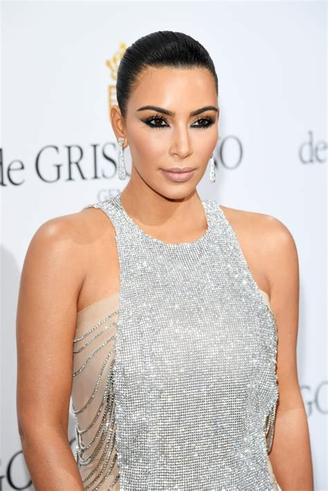 Kim Kardashian   Cannes Film Festival Celebrity Hair and ...
