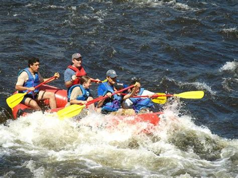 Big Splash!  Picture Of Whitewater Challengers, Weatherly