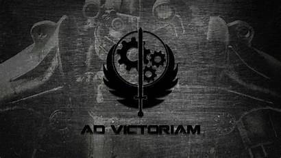 Brotherhood Fallout Steel Wallpapers Desktop Deviantart Bos
